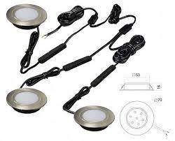 <b>Точечные светильники</b> с доставкой от КДМ в Москве