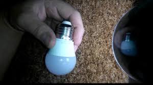 Как разобрать <b>экономку LED</b> лампу - YouTube