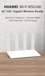 <b>HUAWEI</b> WiFi <b>WS5200</b>, wireless router, WiFi device | <b>HUAWEI</b> Global