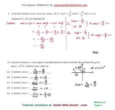 I need help with my precalculus homework   Admission