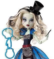 Кукла <b>Monster High</b> Freak du Chic Frankie Stein