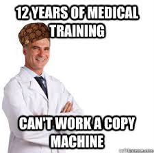 Scumbag Doctor memes   quickmeme via Relatably.com