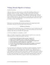 resume professional summary vs objective resume format examples resume professional summary vs objective objective or professional summary business resume summary for writing a resume