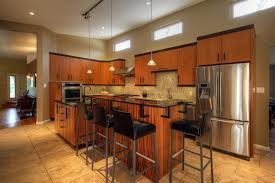 kitchen stools designs simple enchanting kitchen design with oak kitchen cabinets and