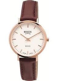 <b>Наручные часы Boccia</b>. Выгодные цены – купить в Bestwatch.ru