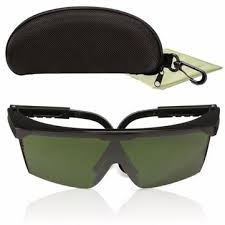 360nm-1064nm <b>laser protection goggles glasses</b> ipl-2 od+4d for ...