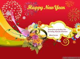 Happy New Year best HD wallpaper