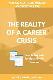 best ideas about job analysis human resources in a career crisis notokthatsok bit ly 2ksp24d