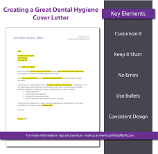 5 tips for creating a dental hygiene cover letter that gets you dental hygiene cover letters