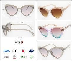 China <b>2019</b> New <b>Fashion Heart</b> Plastic Sunglasses with UV400 ...
