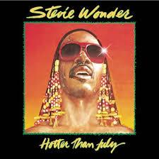 <b>Stevie Wonder</b> - <b>Hotter</b> Than July - LP – Rough Trade