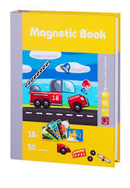 <b>Развивающая</b> игра <b>Magnetic</b> Book Юный инженер: 999 ...