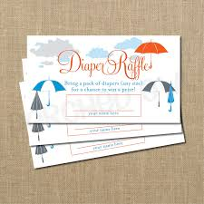 instant umbrella baby shower diaper raffle ticket boy instant umbrella baby shower diaper raffle ticket boy generic theme baby sprinkle digital file