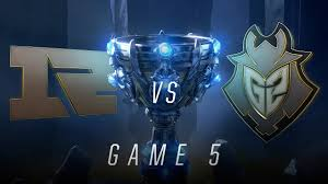 RNG vs G2 | Quarterfinal <b>Game 5</b> | World Championship | Royal ...