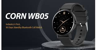 <b>CORN WB05</b> Smartwatch Now Available at $39.99 - XiaomiToday