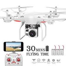 RC Drone,WiFi 720P HD Camera Live Video RC ... - Amazon.com