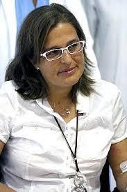 La canaria Beatriz Reyes, una de las supervivientes del accidente del avión ... - 2008-08-26_IMG_2008-08-26_1219747776953_efe_20080826_120445