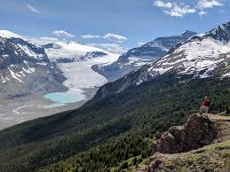 Glacier Saskatchewan