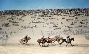 """Résultat de recherche d'images pour """"image courses de chevaux akhal tékés"""""""