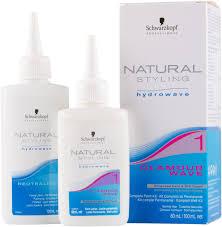 <b>Schwarzkopf Natural Styling</b> Hydrowave <b>Glamour</b> Wave Kit #1