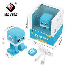 Интернет-магазин WLTOYS Cubee RC <b>робот</b>-игрушка умный ...