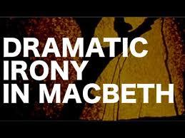 Dramatic Irony in Macbeth - YouTube via Relatably.com