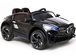 <b>Электромобиль Joy Automatic</b> Mercedes S - <b>BJF007</b> черный ...