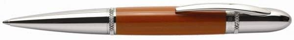 <b>Ручка шариковая Underwood</b> эбонит, коричневая (un/300 tan) за ...