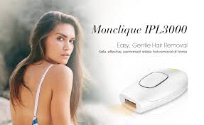 $59 with coupon for <b>Monclique</b> IPL3000 IPL Hair Removal Device ...