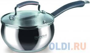 <b>Ковш Rondell</b> Charm RDS-731 16 см <b>1.4 л</b> нержавеющая сталь ...