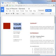 how to make a resume for free without using microsoft officecreate resume from template for
