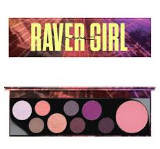 <b>MAC GIRLS</b> Eyeshadow Palette / <b>Raver Girl</b> | <b>MAC</b> UAE E ...