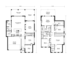 bedroom house designs perth double storey apg homes story    modern houses world double storey floor plan