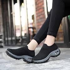 2019 <b>Women</b> Sneakers <b>Fashion</b> Socks Shoes Casual Red ...