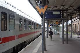 Warnemünde station