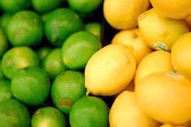 Lemon/ limau