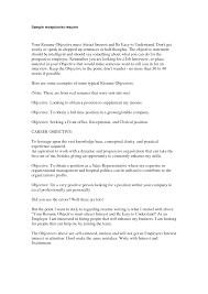 objective on resume sample  seangarrette coobjective resume examples receptionist objective resume examples receptionist