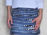 шитье: лучшие изображения (259) в 2018 г. | <b>Джинсовые</b> юбки ...