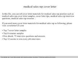 medical  s rep cover lettermedical  s rep cover letter in this file  you can ref cover letter materials for