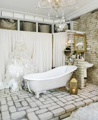 traditional style antique white bathroom: bathrooms antique vanities vintage bathroom traditional style bathroom