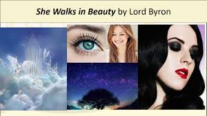 poetry revision she walks in beauty poetry revision she walks in beauty