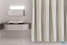 <b>Штора для</b> ванной тканевая 180х200 см Linum | <b>Шторы</b> ...