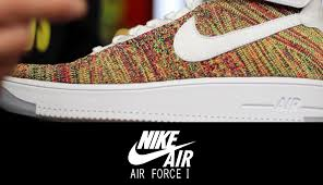 nike air force 1 ultra flyknit multicolor youtube air force 1 flyknit