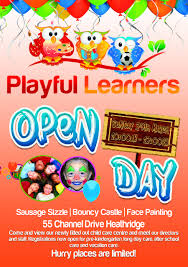 design a flyer for child care centre open day lancer 37 for design a flyer for child care centre open day by feteanuv