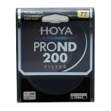 Нейтрально-серый (ND) <b>светофильтр HOYA PRO ND200</b> - 58 мм ...