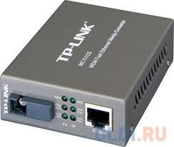 <b>Медиаконвертер TP-LINK MC111CS</b> — купить по лучшей цене в ...