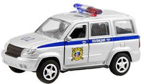 Купить <b>Play Smart Полиция арт</b>. 6403D металл/инерционная/в ...