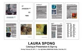 laura spong  the exhibition celebrates laura spong s 85th birthday and is accompanied by a exhibition catalogue essays by artist and art critic mary bentz gilkerson