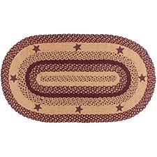 Rugs & Carpets Home Decor <b>Design Braided Area Rug</b> Oval Floor ...