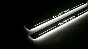 Led doors sills for и Renault <b>Duster</b> Made in EU . Motowey.com ...